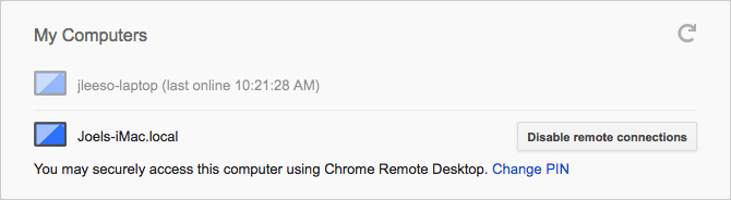 Control Your PC From Anywhere Using Chrome Remote Desktop chrome remote desktop mac 4
