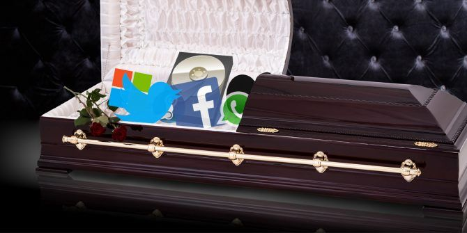 Who Owns Your Data When You Are Dead?