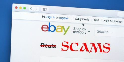 10 Ebay Scams To Be Aware Of Makeuseof