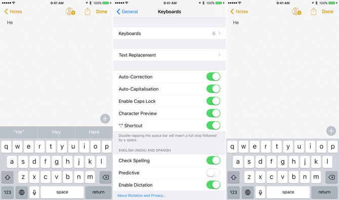 essential ios keyboard tips and tricks 5