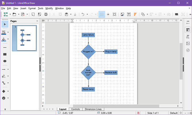 7 Best Free Flowchart Tools For Windows