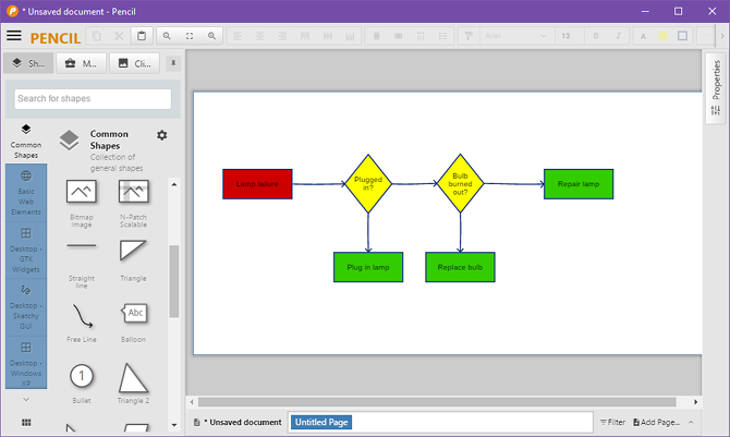flowchart tool 7 Best Free Flowchart Tools for Windows
