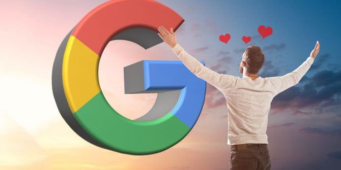 Here's Why You Should Simply Give In to Google