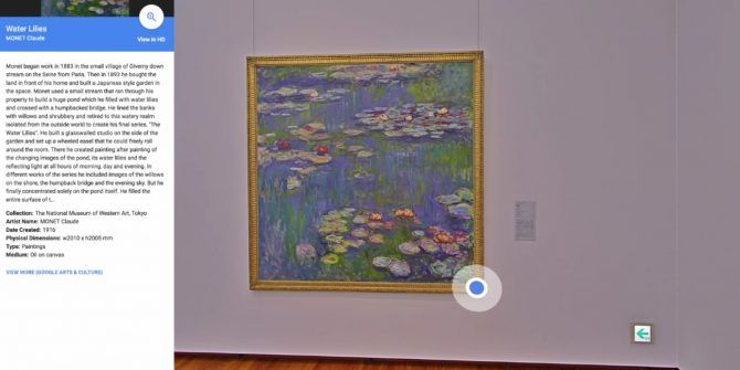 Google Wants to Help You Become an Art Expert