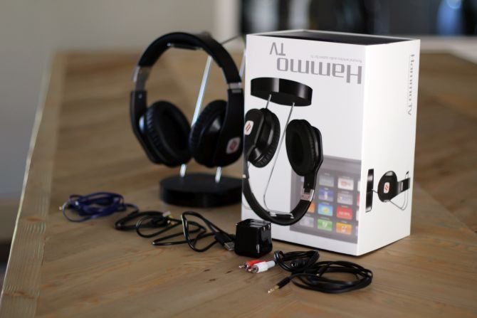 Noontec Hammo TV Wireless Headphones Review hammo peripherals 670x447