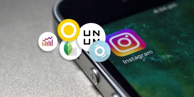 Stand Out on Instagram With These 10 Essential Apps