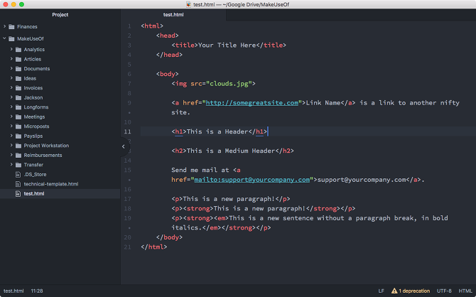 The 5 Best Javascript Editors for Productive Coders and Programmers javascript editor atom
