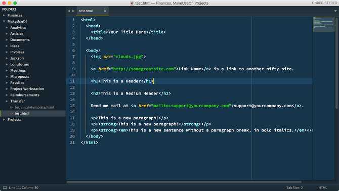 The 5 Best Javascript Editors for Productive Coders and Programmers javascript editor sublime text