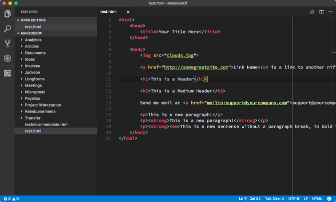 The Best Mac Apps javascript editor visual studio code