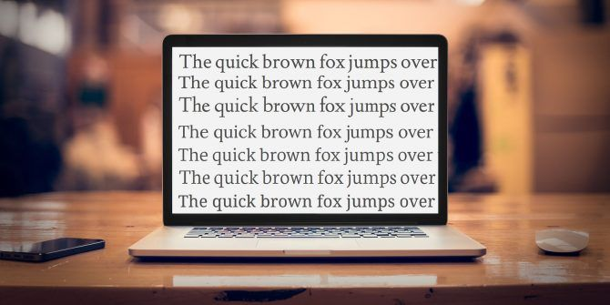 How to Preview All Fonts on Your PC at Once