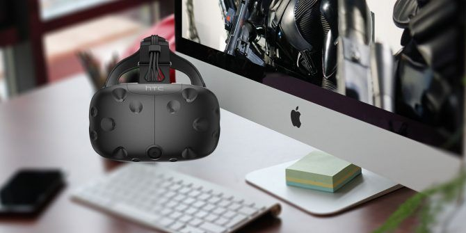 VR on a Mac? It Could Be More Likely Than You Think!