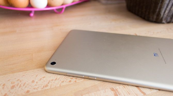 Xiaomi MiPad 3 Review mipad 3 buttons
