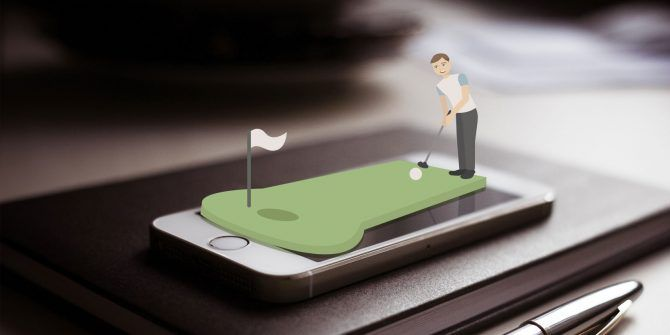 Play Putt-Putt Anytime With These Free Mobile Mini-Golf Games