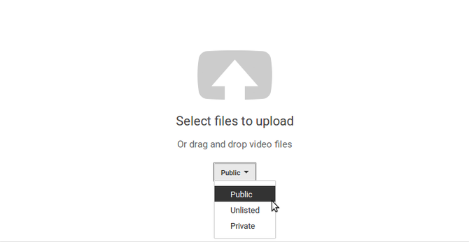 Everything You Need To Know About Uploading Videos To YouTube muo creative youtubeuploadsrw mobile upload privacy