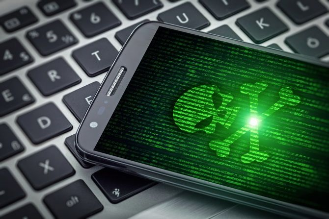 malware on android device