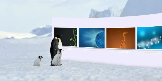 Where to Find Your Favorite Classic Linux Wallpapers
