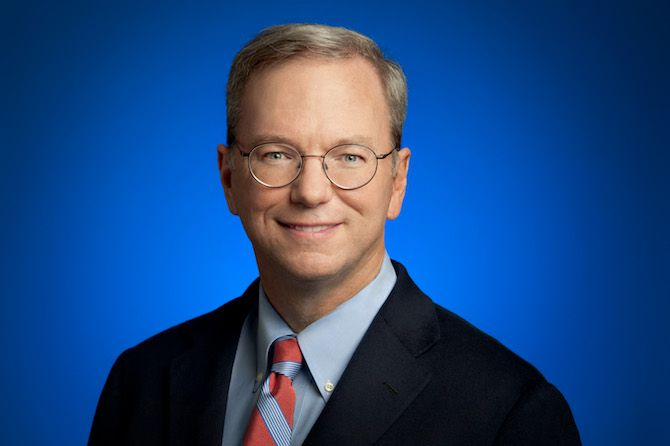google productivity eric schmidt