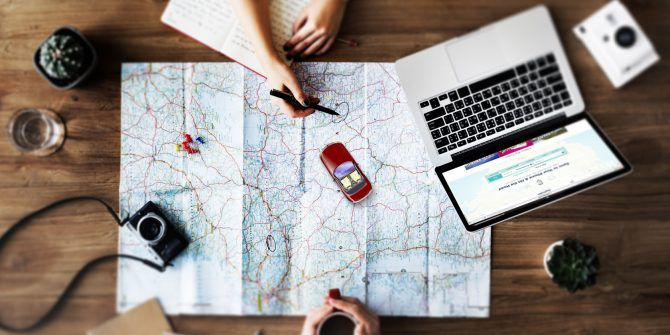 8 Awesome Road Trip Planners for Your Next Adventure