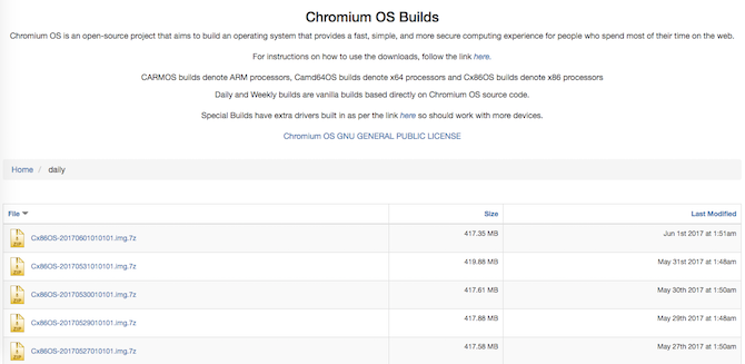 How to Run Google Chrome OS From a USB Drive run chrome os usb builds download