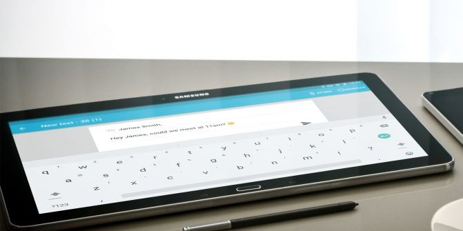 How to Send and Receive Text Messages on an Android Tablet