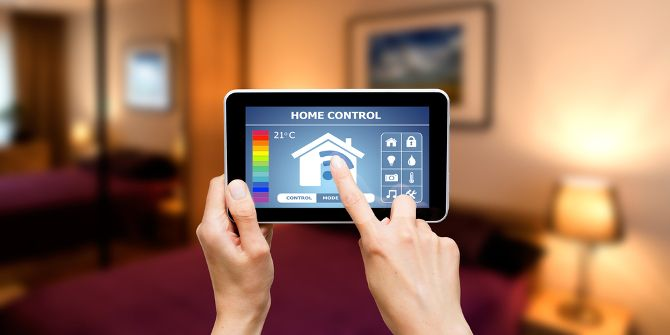 How to Build an Effective and Affordable Smart Home From the Ground Up smart home control tablet