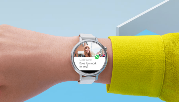 notifications android wear whatsapp