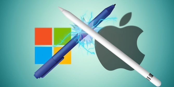 Apple Pencil vs. Surface Pen: Stylus Over Substance?