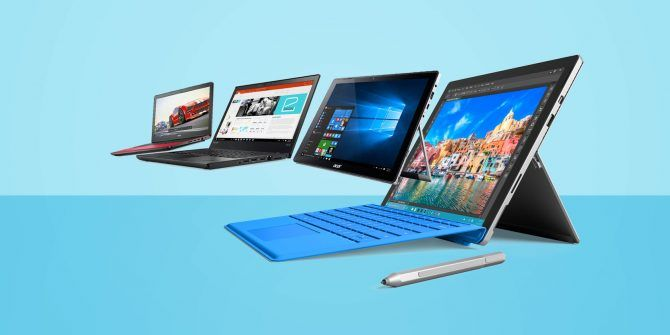 5 Similarly Priced Alternatives to the Surface Pro 4 and Surface Pro 5