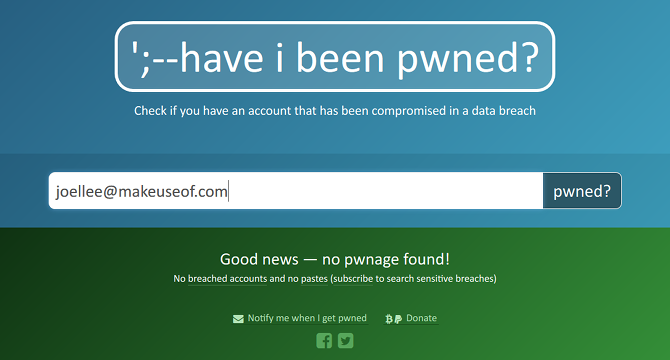 The 25 Best Websites You Might Not Have Heard About Yet unusual website haveibeenpwned