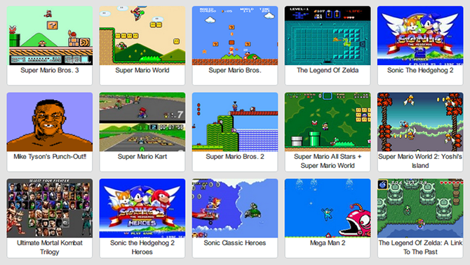 The 25 Best Websites You Might Not Have Heard About Yet unusual website retrogames