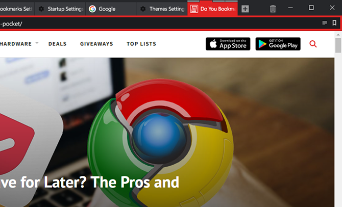 9 Reasons to Switch to Vivaldi Browser Today vivaldi browser tab stacking