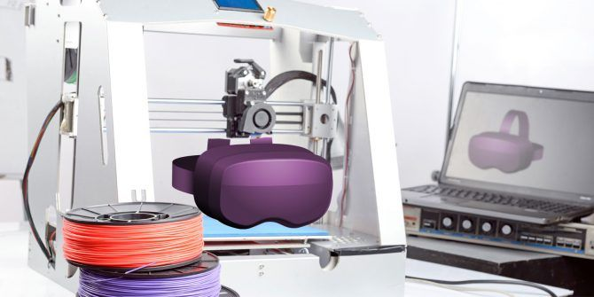 Take VR to the Next Level With These 3D Printable Accessories