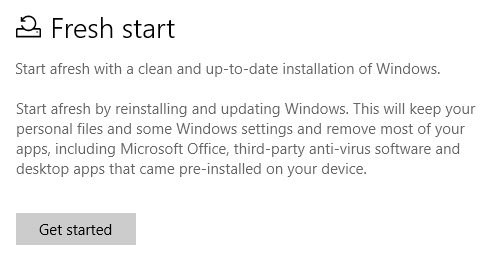 How to Move a Full Operating System From an Old PC to a New One windows10 fresh start