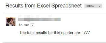 How to Send Emails From an Excel Spreadsheet Using VBA Scripts working email