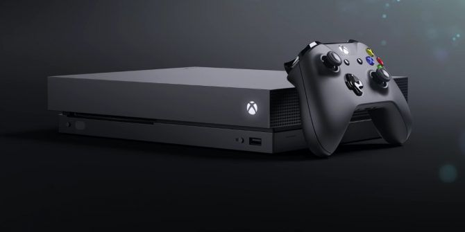 E3 2017: Microsoft Unveils the Xbox One X