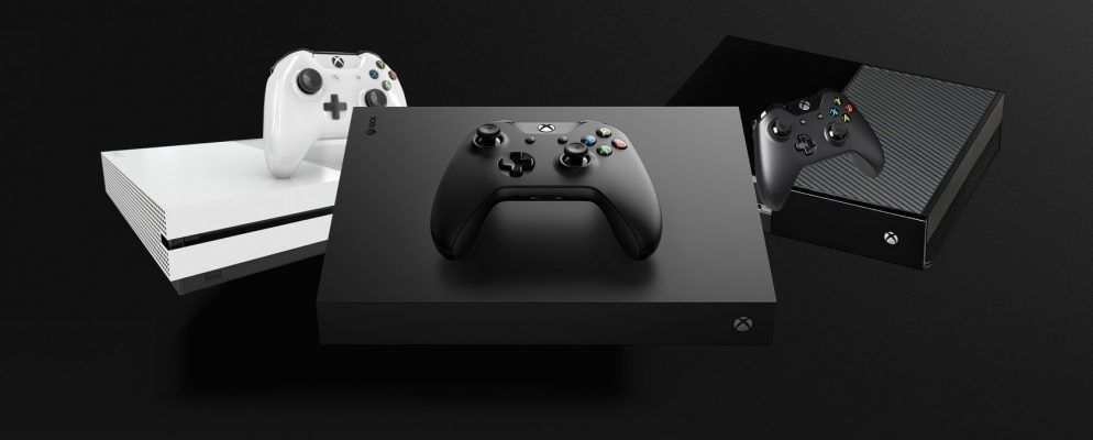 Xbox One X Vs Xbox One S Vs Xbox One What Are The Differences