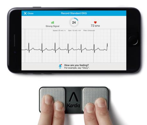 In Case of Emergencies, You'll Want These 7 Smart Devices Installed AliveCor Kardia Band