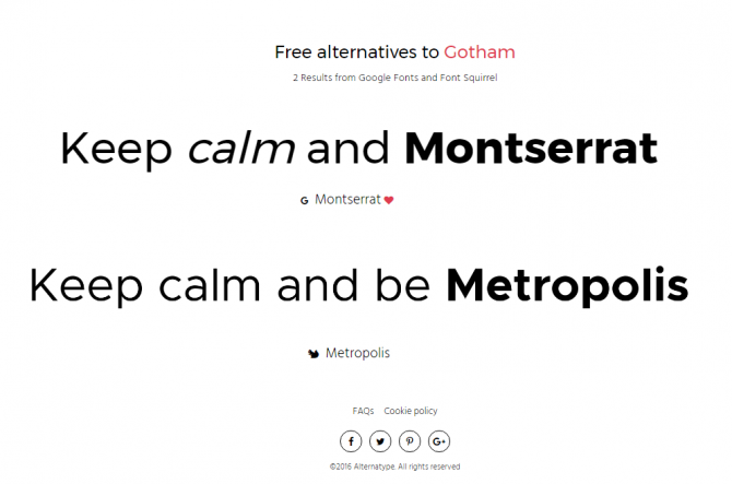 How to Find Free Fonts Similar to Paid Fonts by Appearance Alternatype e1500488227232