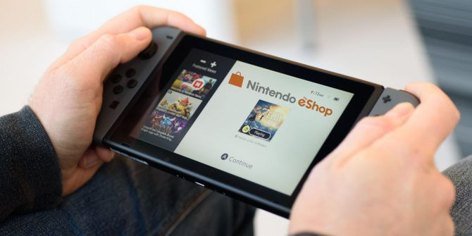 The Best Nintendo Switch eShop Games