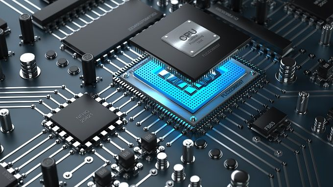 What Is the Difference Between an APU, a CPU, and a GPU? CPU Shutterstock