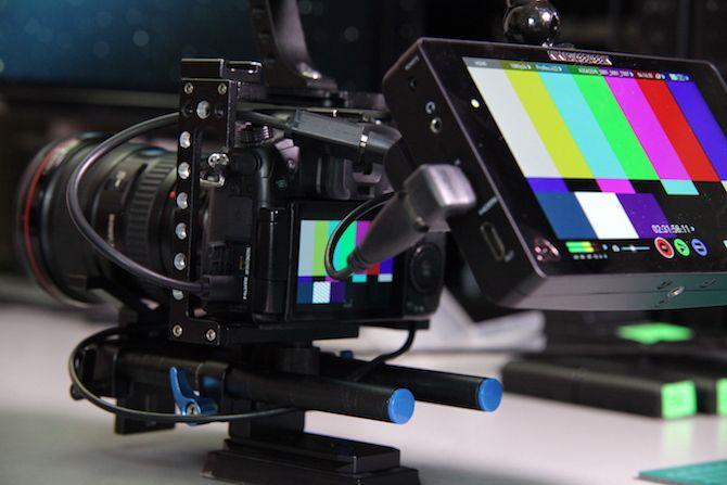camera rig example