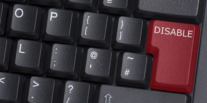5 Easy Ways to Disable a Windows Keyboard