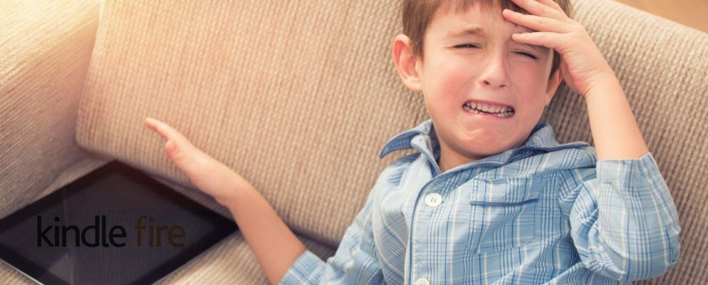 Why You Shouldn't Buy an Amazon Fire Tablet for Your Kids