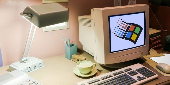 Experience What Work Felt Like in Windows 95