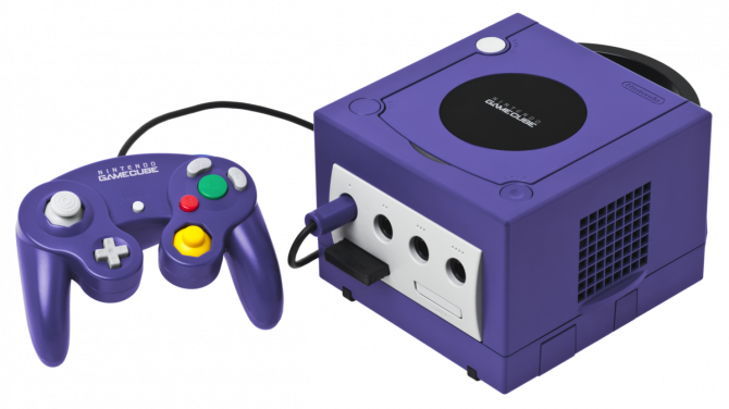 gamecube console set