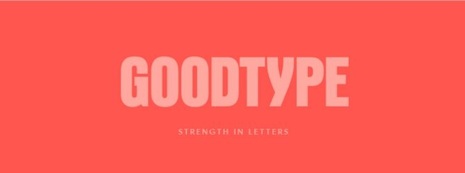 goodtype facebook