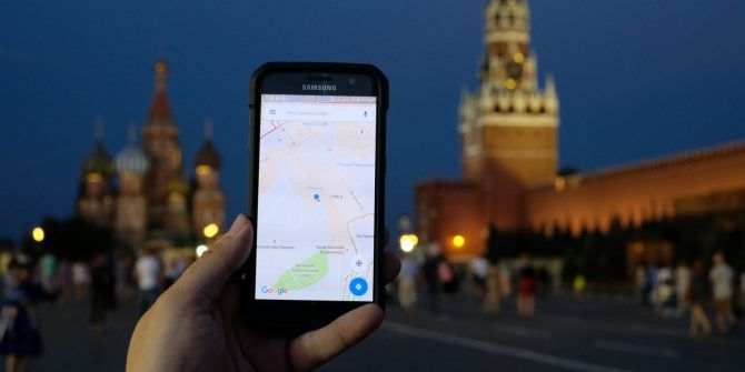 Google Maps Is the Only Simple Tourist Guide App You Need