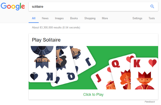 7 Lost Windows Features You Can Bring Back Google Solitaire