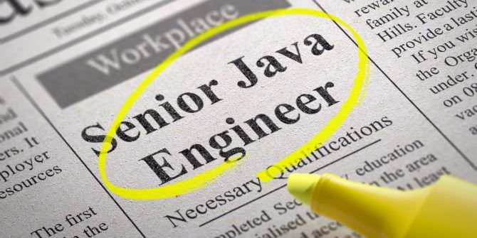 Career Options for Java Programmers