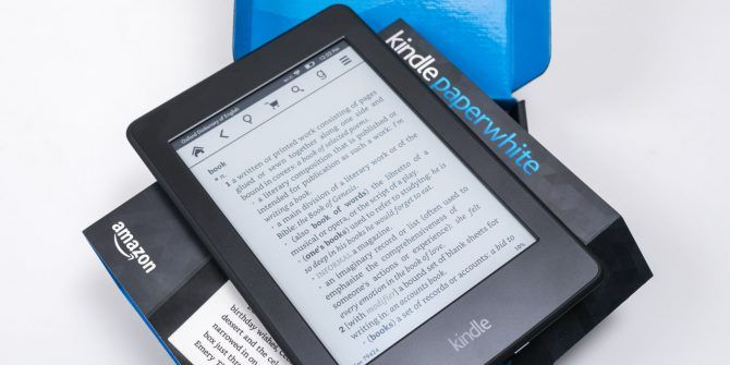 Kindle to i my paperwhite pdfs can
